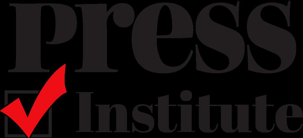 Press institute logo